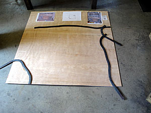 Fire Screen Assembly