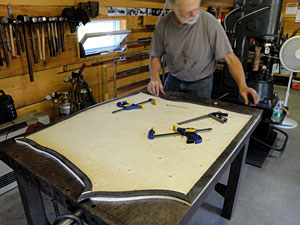 Fire Screen Assembly2